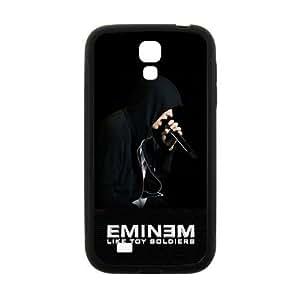 S4 I9500 Case Eminem Singing Unique Fashion Printing SamSung Galaxy S4 I9500 (Laser Technology)