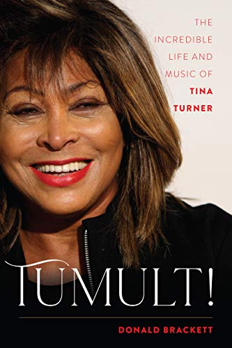 Book Cover: Tumult!: The Incredible Life and Music of Tina Turner