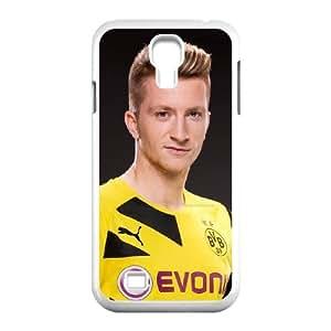 Samsung Galaxy S4 I9500 Phone Case for Classic theme BVB 09 Marco Reus pattern design GQCTMRS760894