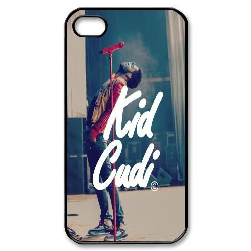 Fggcc Kid Cudi Pattern Hard Case for Iphone 4,4S,Kid Cudi Iphone 4,4S Case (pattern 4) (4 Iphone Case Cudi Kid)