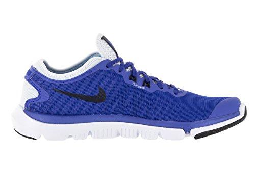 Nike Donna Flex Supreme Tr 4 Cross Trainer Racer Blu / Ossidiana / Tinta Blu