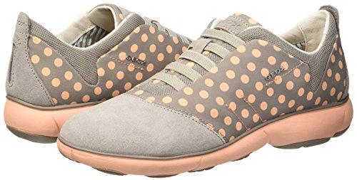 Geox Women's D Nebula C Low-Top Sneakers Websites For Sale Cheap Sale Get Authentic Cheap Sale Best Place 4YzbZFqsS0