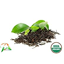 Pride Of India - Organic Darjeeling Black Tea, Half Pound Full Leaf