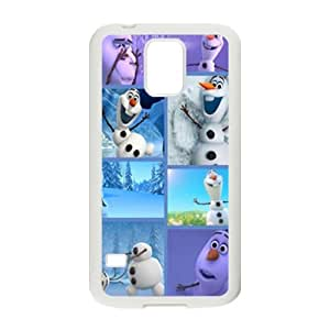Frozen fresh snow baby Cell Phone Case for Samsung Galaxy S5