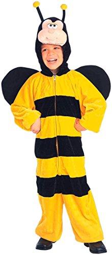 Forum Novelties Buzzy The Bee Fleece Costume, Child -