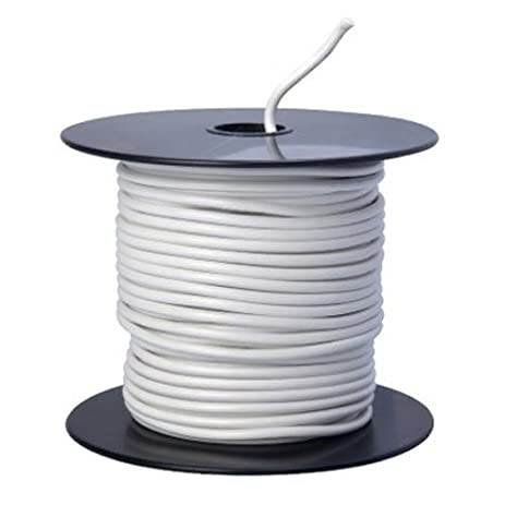 Southwire 55669023 Primary Wire, 14-Gauge Bulk Spool, 100-Feet ...