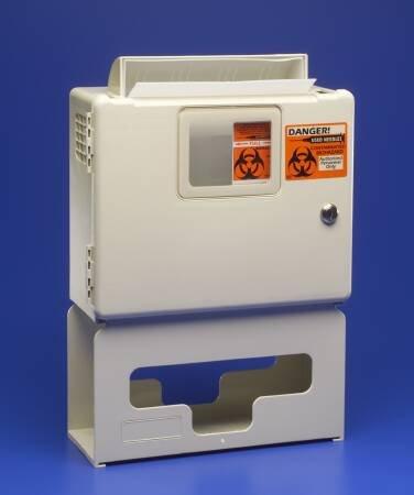 Covidien (n) Sharps 5 Qt Container W/Glove Box