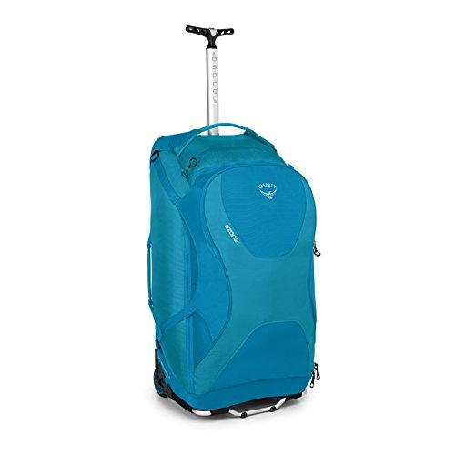 Osprey Ozone 28''/80 L Wheeled Luggage, Summit Blue