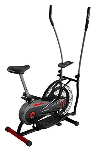ZYNERGY ELIPTICA ESCALADORA Bicicleta Fan Bike 2 EN 1 A
