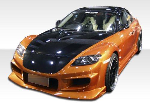 Duraflex Kit Vader Body - Duraflex Replacement for 2004-2008 Mazda RX-8 Vader Body Kit - 4 Piece