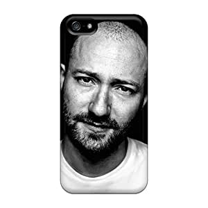 Protective Cell-phone Hard Covers For Iphone 5/5s With Customized Beautiful Foo Fighters Pictures ColtonMorrill