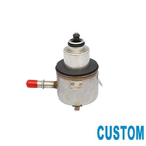 CUSTONEPARTS New Fuel Injection Pressure Regulator Fit 96-05 Dodge Neon 2.0L 03-05 Neon 2.4L 01-02 Chrysler Sebring 2.4L/2.7L Stratus 2.4L/2.7L 96-01 Plymouth Neon 2.0L (Neon Regulator)