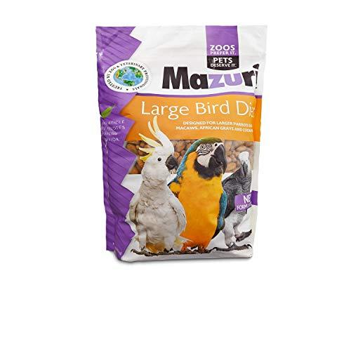 - Mazuri Large Bird Maintenance Diet, 3 lb Bag