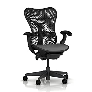 Amazon.com: Herman Miller Mirra® Chair; Fully Loaded; Color ...