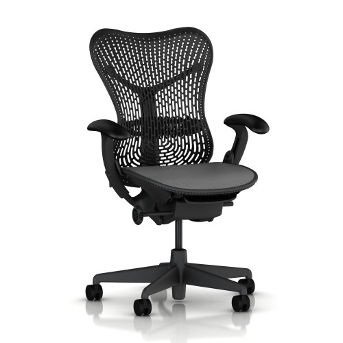 Amazoncom Herman Miller Mirra Chair Fully Loaded Color