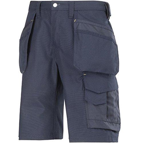 Snickers 30149595042Größe 42Handwerker Holster Pocket Shorts–Navy Blau