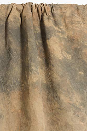 (Savage Hand Painted Muslin - Verona, 10' W x 20' H)
