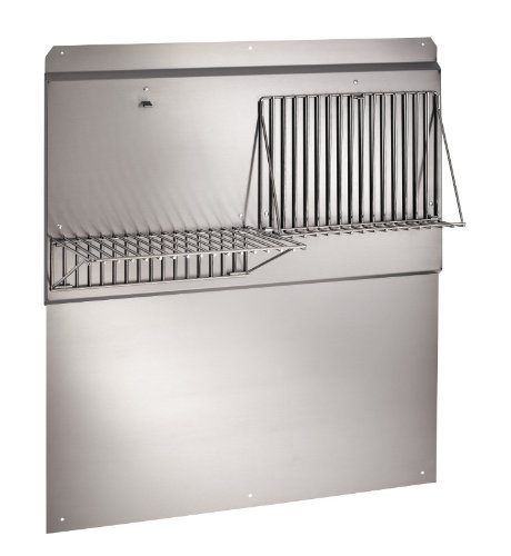Broan RMP3604 Backsplash, 36-Inch, Stainless Steel