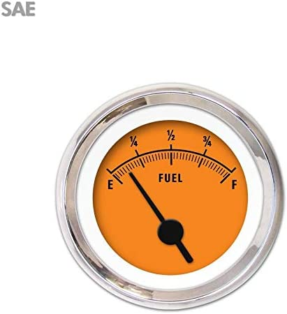 Rider Orange Fuel Level Gauge GAR160ZEXKABAC Aurora Instruments
