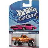 Hot Wheels Cool Classics 1987 Toyota Pickup 2/30 Spectrafrost