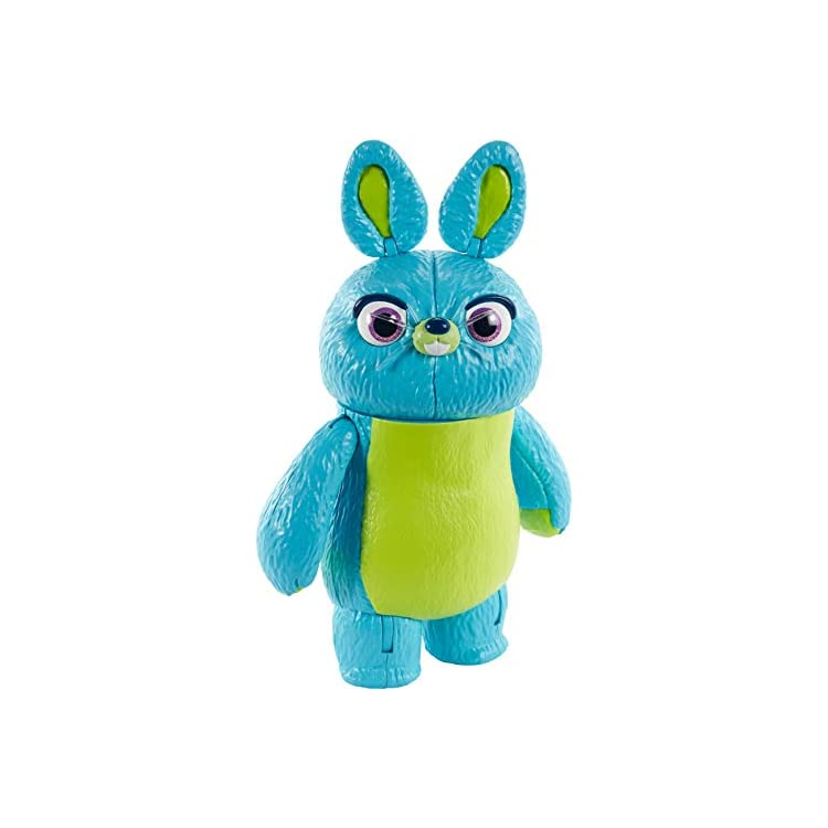 Disney Pixar Toy Story 4 Bunny Figure, 9″ Tall, with Staff, Posable Character Figure for Kids 3 Years and Older​