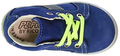 Ricosta Corbi - Botas de senderismo Bebé-Niñas Blau (Tinte)