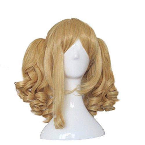 Mtxc Black Butler Cosplay Elizabeth¡¤Midford Wig (Black Butler Elizabeth Cosplay Costumes)