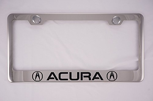 acura rsx license plate frame - 3