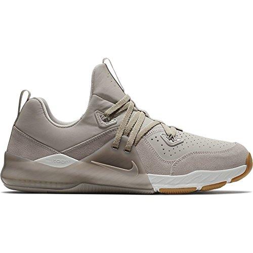 Zapatillas Nike Zoom Command Para Hombre, De Entrenamiento Cruzado, Color Gris / Blanco-goma Med Brown