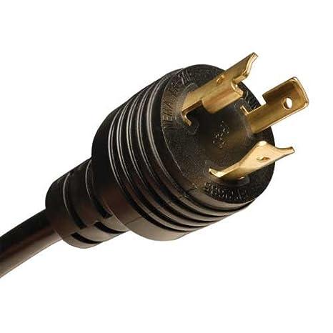 PDUMH20HV 200-240V 1U Rack-Mount Power 10 Outlets TAA C20 // L6-20P Adapter 12 ft 20A Cord Tripp Lite Metered PDU 8 C13 /& 2 C19