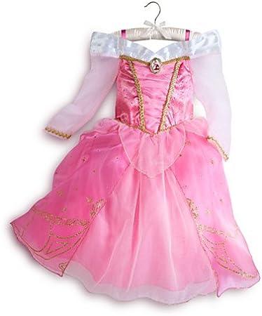 Disney - Disfraz , lujo vestido de traje Aurora/ Bella Durmiente ...