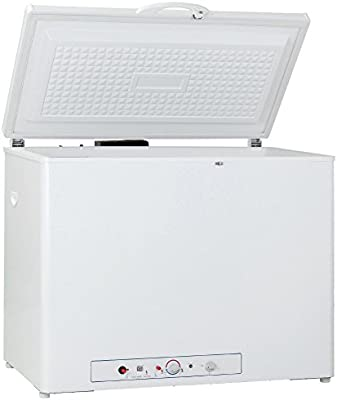 SMAD eléctrico/gas 2 Vías de profundidad congelador con indicador ...