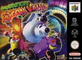 Space Station Silicone Valley Nintendo 64