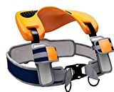 Shoulder Carrier Seat Saddle,Ergonomic Design with Ankle Straps for Children,Cozy Seat and All-Direction Safety Protection for Toddlers 2-5 Years