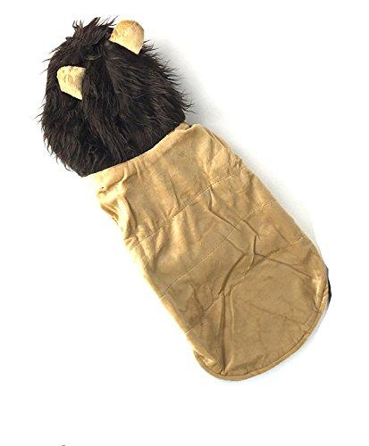 [Lion Big Dog Costume by Midlee (Big Dog Medium)] (Mufasa Costume Lion King)