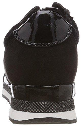 Baskets 31 Noir 098 Femmes Des Marco 23711 peigne Tozzi Bas Noires top FUTB7EKvf