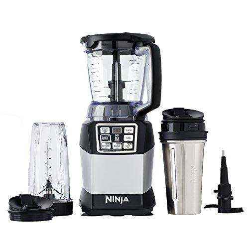 Nutri Ninja Auto-iQ Compact System (BL492W)
