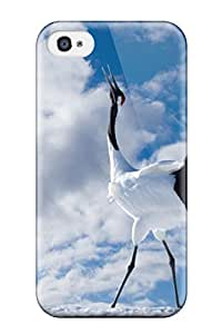Everett L. Carrasquillo's Shop Quality Case Cover With Winter Birds Nice Appearance Compatible With Iphone 4/4s