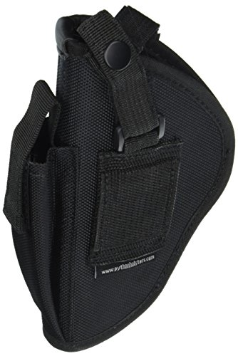 Python Holsters ADHP GA Gun Holsters, Black