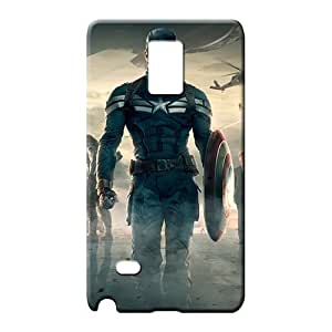 samsung note 4 covers forever Protective mobile phone back case captain america the winter soldier movie