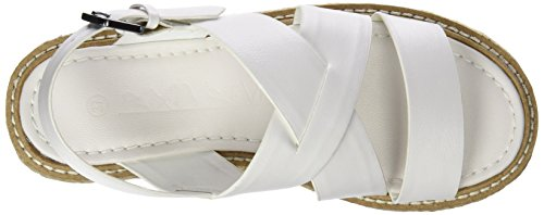 SIXTY SEVEN Damen 77920 Brogue Pobur blanco/Blanco