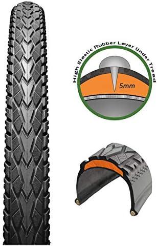 CHAOYANG - Llantas de Bicicleta Plegables con protección Plana y ...