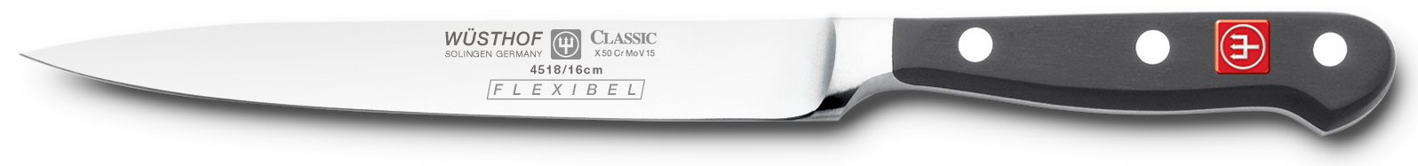 Wusthof Classic 6-Inch Flexible Fish Fillet by Wüsthof (Image #1)