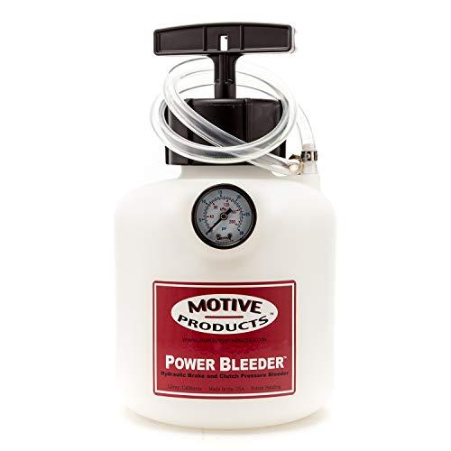 Motive Products 100 Brake System Power Bleeder