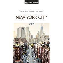 DK Eyewitness Travel Guide New York City: 2019 (EYEWITNESS TRAVEL GUIDES)