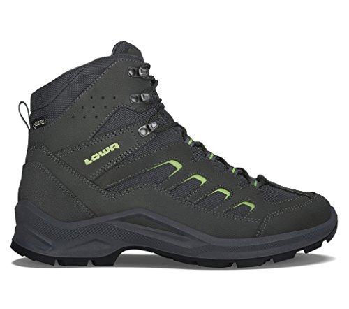 Lowa Sesto GTX Mid Shoes Men anthrazit/limone Größe 41 2017 Schuhe