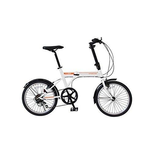 折畳自転車 ACTIVEPLUS911 ノーパンクFDB206SF MG-G206NF-BL B07D1DQBDK