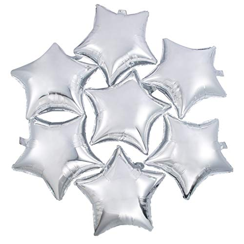 Star-shaped Foil Balloon18