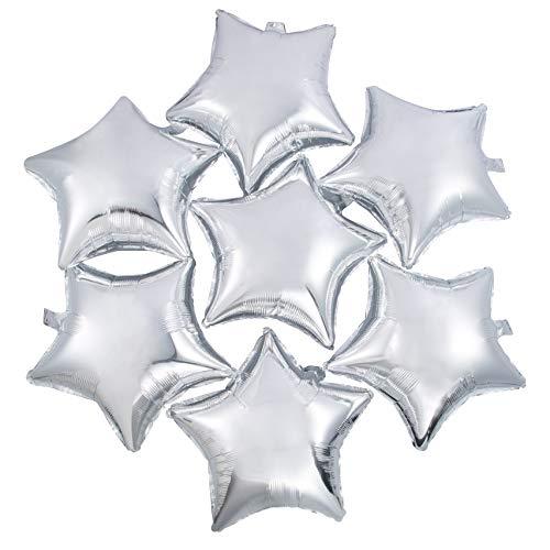 (Star-shaped Foil Balloon18