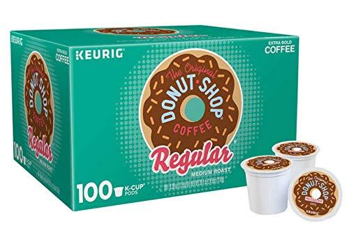 The Extra Bold Original Donut Shop 100 K Cupp Pods (100 Extra Bold K Cups) by The Original Donut Shop (Image #1)